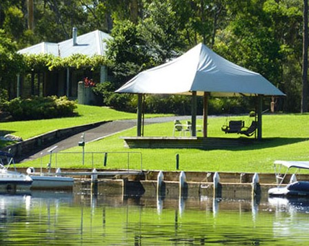 Nundoobah Retreat - Accommodation Brisbane