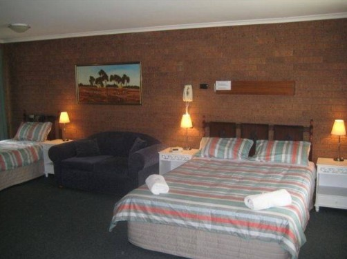 Greenacres Motel - Accommodation Brisbane