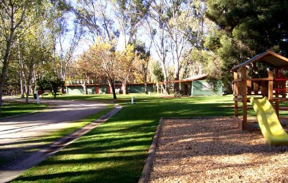 Corowa Caravan Park - Accommodation Brisbane