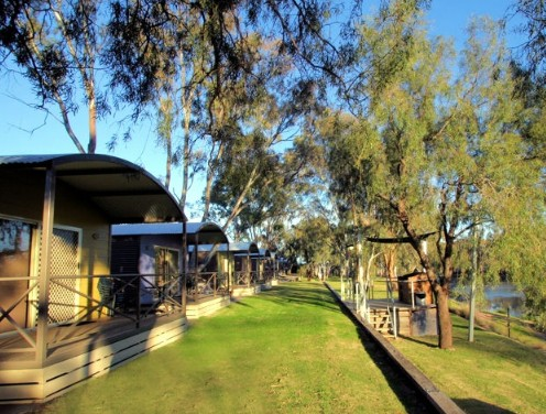 BIG4 Deniliquin Holiday Park - Accommodation Brisbane