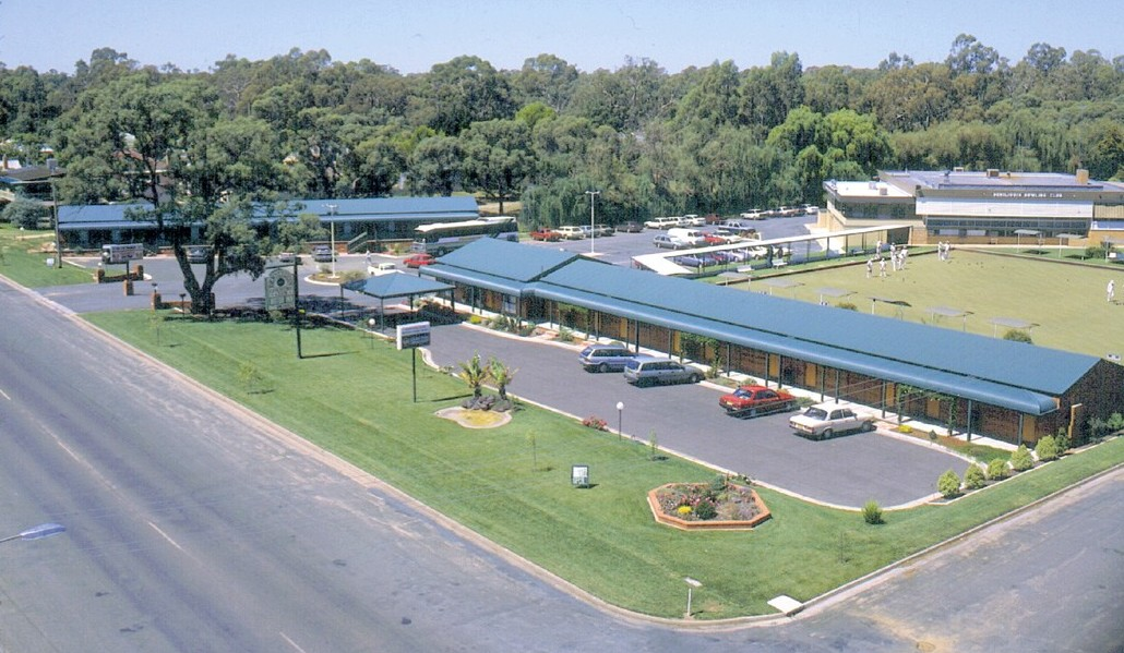 Deniliquin Country Club Motor Inn - Accommodation Brisbane