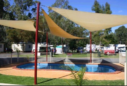 Deniliquin Riverside Caravan Park - Accommodation Brisbane