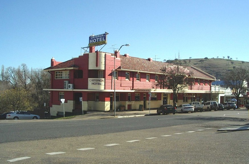 Criterion Hotel Gundagai - Accommodation Brisbane