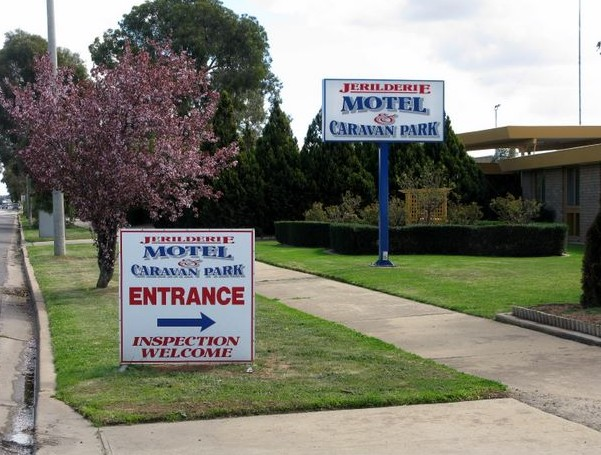 Jerilderie Motel and Caravan Park - Accommodation Brisbane