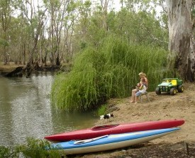 Gulpa Retreat Tourist Park - Accommodation Brisbane
