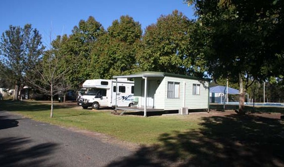 Bingara Riverside Caravan Park - Accommodation Brisbane