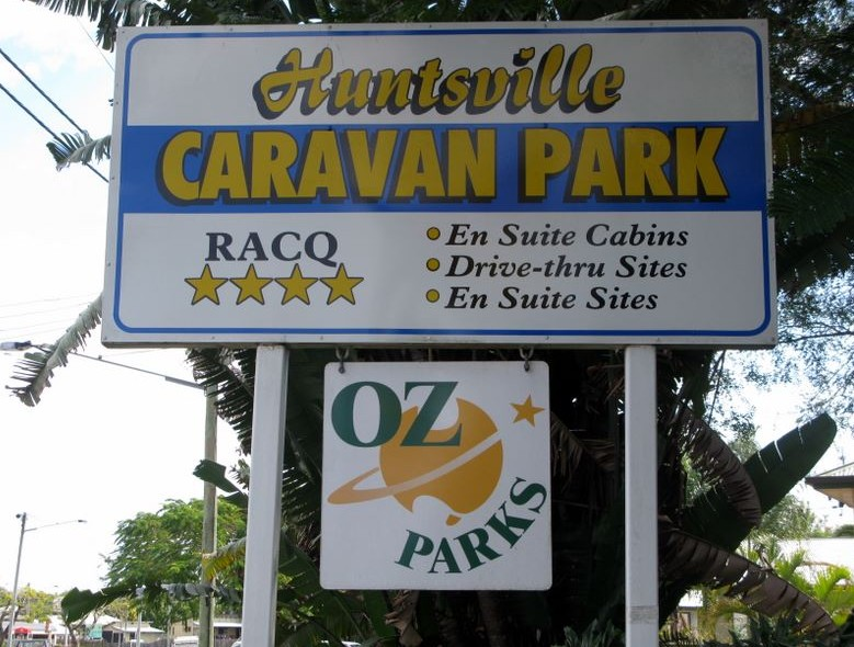 Huntsville Caravan Park - Accommodation Brisbane
