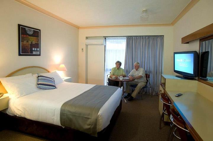 Longreach Motor Inn - Accommodation Brisbane