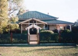 Grafton Rose Bed and Breakfast - Accommodation Brisbane