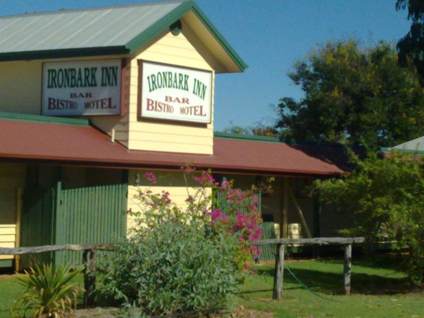Ironbark Inn Motel - Accommodation Brisbane