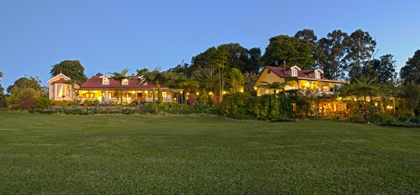 Foxwell Park Lodge - Accommodation Brisbane