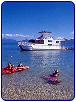 Hinchinbrook Rent A Yacht And House Boat - Accommodation Brisbane