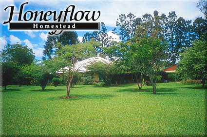 Honeyflow Homestead - Accommodation Brisbane