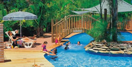 Happy Hallidays Holiday Park - Accommodation Brisbane