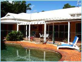 Tropical Escape Bed  Breakfast - Accommodation Brisbane