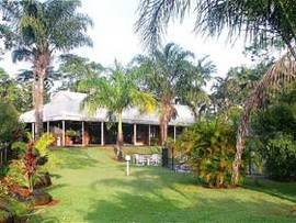 Malanda Lodge Motel - Accommodation Brisbane