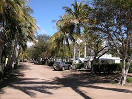 Alva Beach Tourist Park - Accommodation Brisbane