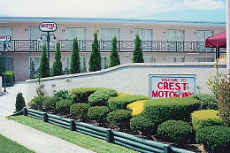 Crest Motor Inn - Accommodation Brisbane