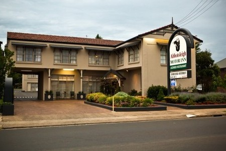 Abbotsleigh Motor Inn - Accommodation Brisbane