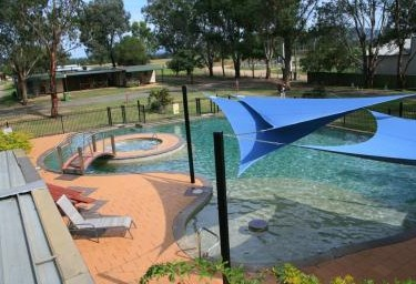 Valley Vineyard Tourist Park - Accommodation Brisbane