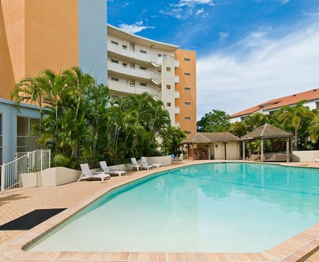 Rays Resort Apartments - Accommodation Brisbane
