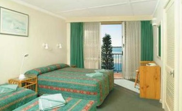 Mid Pacific Motel - Accommodation Brisbane