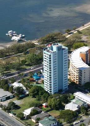 Palmerston Tower - Accommodation Brisbane