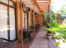 Desert Rose Inn - Accommodation Brisbane