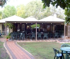 Douglas Daly Tourist Park - Accommodation Brisbane