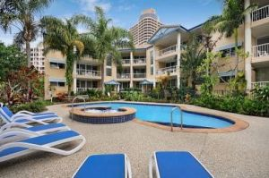 Surfers Beach Holiday Apartments - Accommodation Brisbane