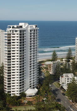 Biarritz Apartments - Accommodation Brisbane