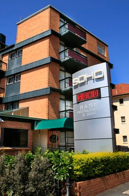 Soho Brisbane - Accommodation Brisbane