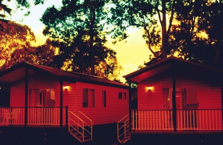 Solitary Islands Marine Park Resort - Accommodation Brisbane