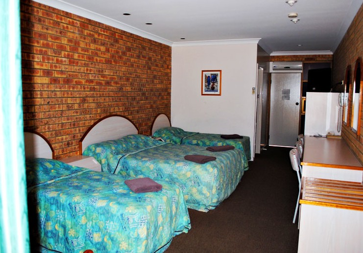 Albert Park Motor Inn - Accommodation Brisbane