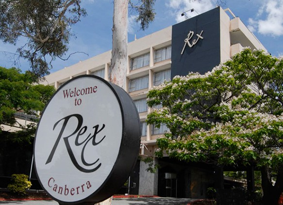 Canberra Rex Hotel - Accommodation Brisbane