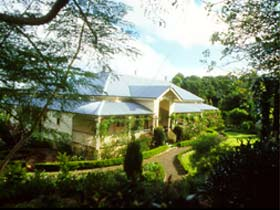 The Falls Rainforest Cottages - Accommodation Brisbane