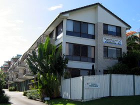 Beachside Court - Accommodation Brisbane