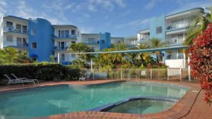 Tranquil Shores Holiday Apartments - Accommodation Brisbane