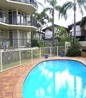 Bayview Beach Holiday Apartments - Accommodation Brisbane