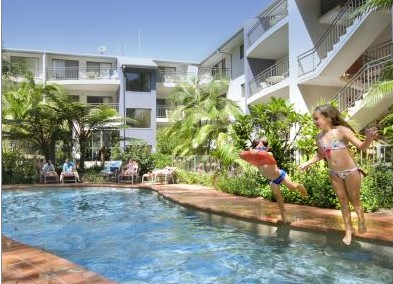 Flynns Beach Resort - Accommodation Brisbane