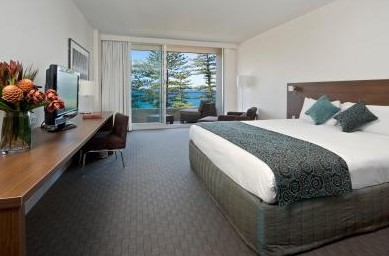 Manly Pacific Sydney Managed By Novotel - Accommodation Brisbane