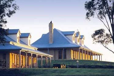 Berenbell Vineyard Retreat - Accommodation Brisbane