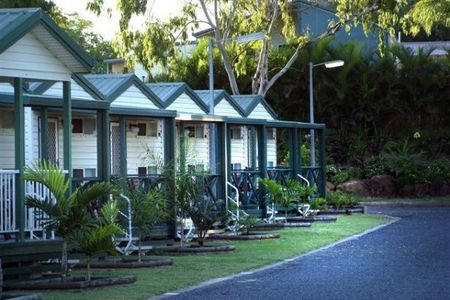 Discovery Holiday Parks Capricorn Coast - Accommodation Brisbane
