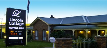 Lincoln Cottage Motor Inn - Accommodation Brisbane