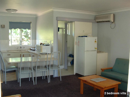 Bermuda Breezes Resort - Accommodation Brisbane