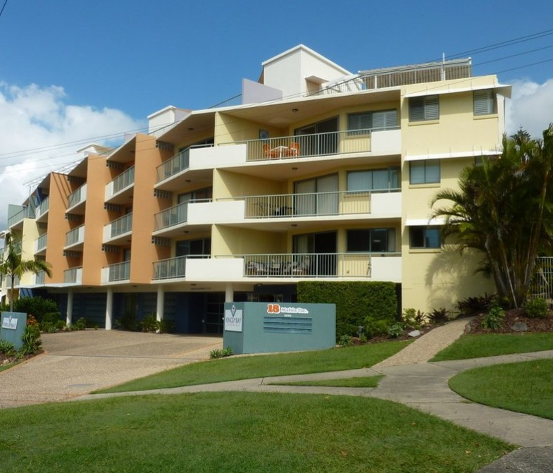 Kings Bay Apartments - Accommodation Brisbane