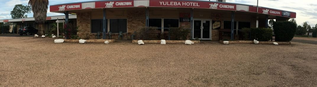 Yuleba Hotel Motel - Accommodation Brisbane