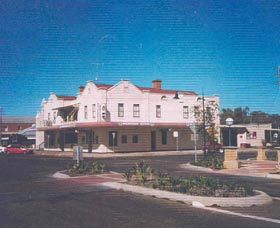 Namoi Hotel Motel - Accommodation Brisbane