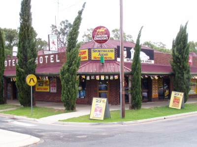 Sportsmans Arms Hotel Motel - Accommodation Brisbane
