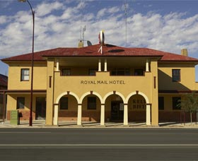 Royal Mail Hotel Jerilderie - Accommodation Brisbane